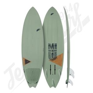 Surfboard F-ONE Mitu Pro Bamboo Foil - 2020