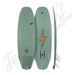 Surfboard F-ONE Slice Bamboo Foil - 2020