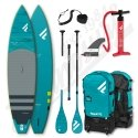 PACK Stand Up Paddle Gonflable FANATIC Ray Air Premium 11'6'' + Pagaie + leash - 2021
