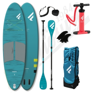 Pack Stand Up Paddle Gonflable FANATIC Fly Air Pocket 10'4'' + Pagaie + leash - 2020