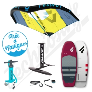 PACK Wing Foil FANATIC / Sky Sup & DUOTONE Echo - 2020