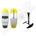 Kitefoil PACK Foil DUOTONE Pace + Kitefoil MOSES 82 679 - 2020