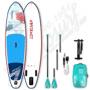 Stand up Paddle gonflable ABSTRACT Coral 10'6