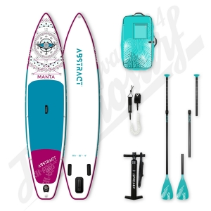 Stand up Paddle gonflable ABSTRACT Manta 11'6