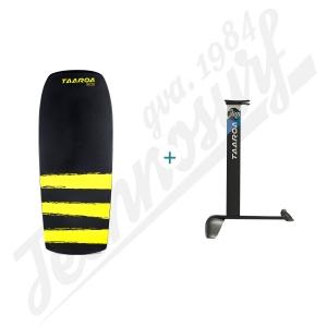 Kitefoil PACK TAAROA Bee 110 + Joy Aluminium - 2020