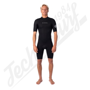 Shorty RIP CURL Dawn Patrol 2mm Back Zip