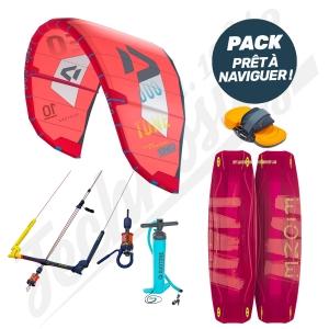 Pack Kitesurf DUOTONE Neo / Trax HRD LT Girl - 2020