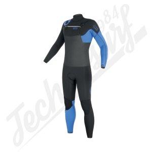 PICTURE - Wetsuit Fluid 3/2 front zip