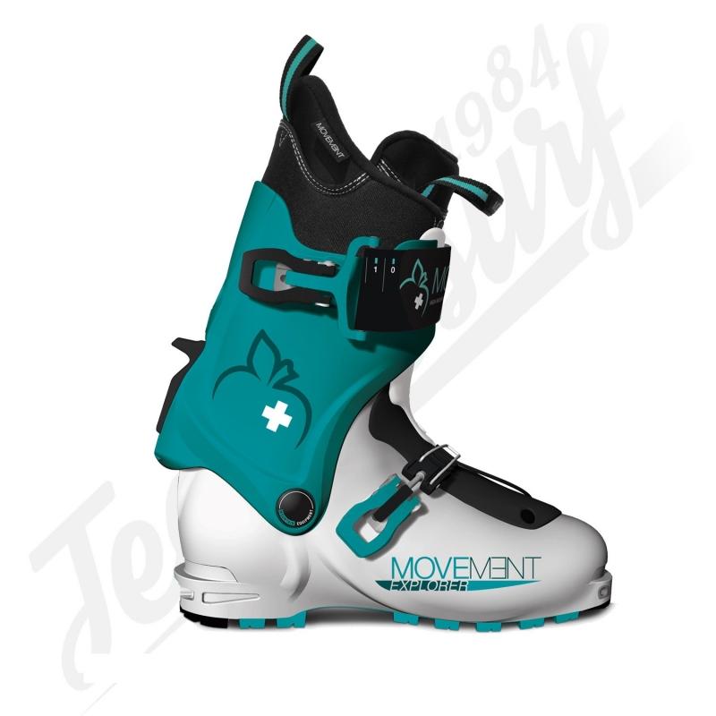 Shoes MOVEMENT Explorer Junior