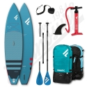 Pack Stand Up Paddle Gonflable FANATIC Ray Air 11'6'' + Pagaie + leash - 2021