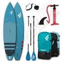Pack Stand Up Paddle Inflatable FANATIC Ray Air 11'6'' + Paddle + leash - 2021
