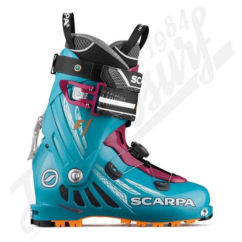 Chaussures SCARPA F1 WMN