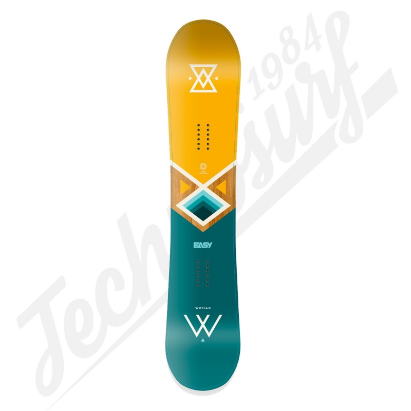 Snowboard EASY Womad - 2021