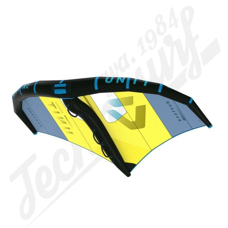 Wing Foil DUOTONE UNIT CC2 Blue / Yellow