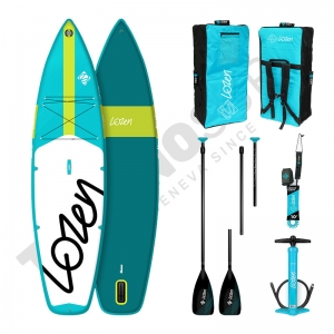 Pack SUP Gonflable LOZEN 10'8 Touring