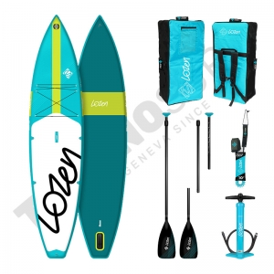 Pack SUP Inflatable LOZEN Touring 11'8